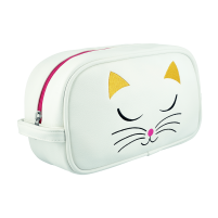 Toilettas kat wit