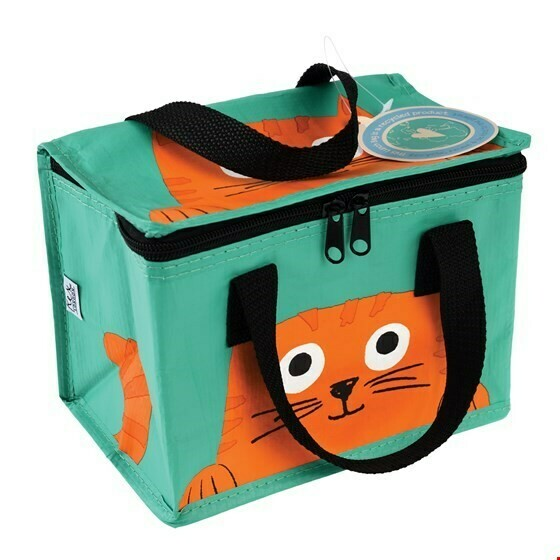 Chester the cat lunchbag