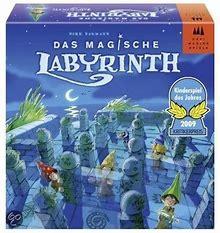 het magische labyrinth