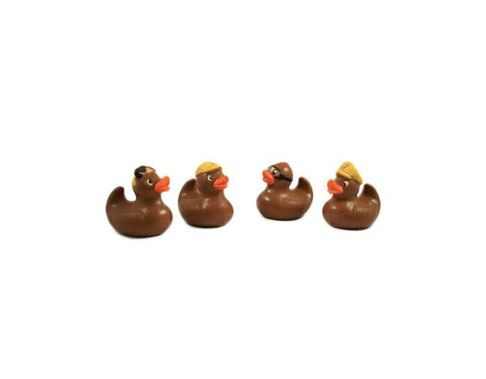 Happy Duck fondant