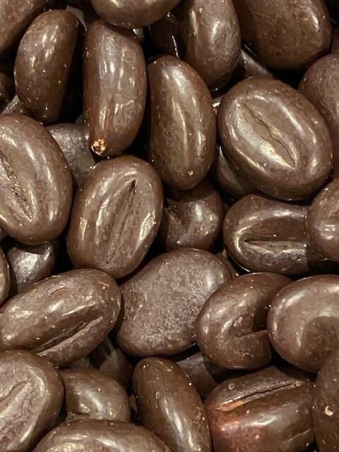 Koffieboontjes fondant