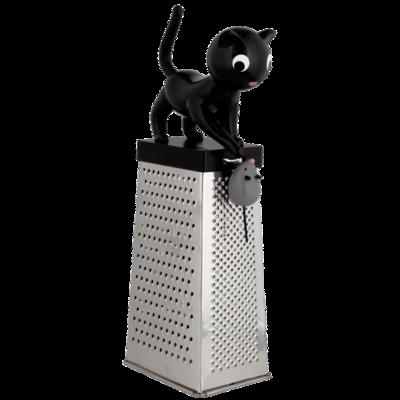 Rasp cat zwart