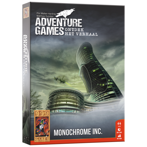 Adventures Games Monochrome inc