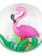 3d Flamingo bal