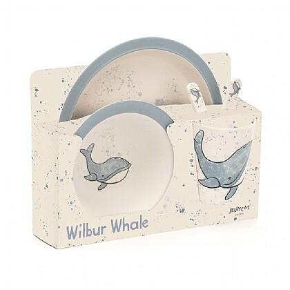 Eet set walvis