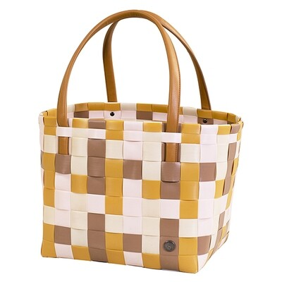Shopper Color Block honey mix