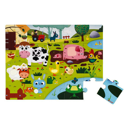 Voelpuzzel boerderij