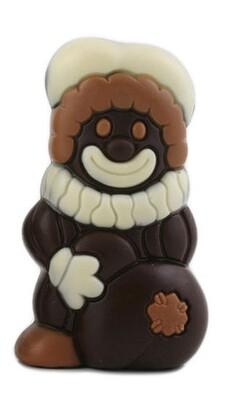 Zwarte Piet 16cm fondant