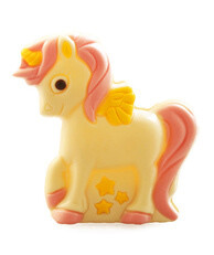 Unicorn Stella  wit 10 cm