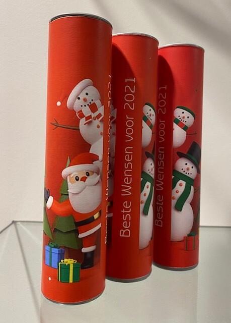 Tube Leeg Kerstfiguren