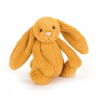 Bashful saffraan konijn 20cm