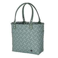 Shopper intense greyish green