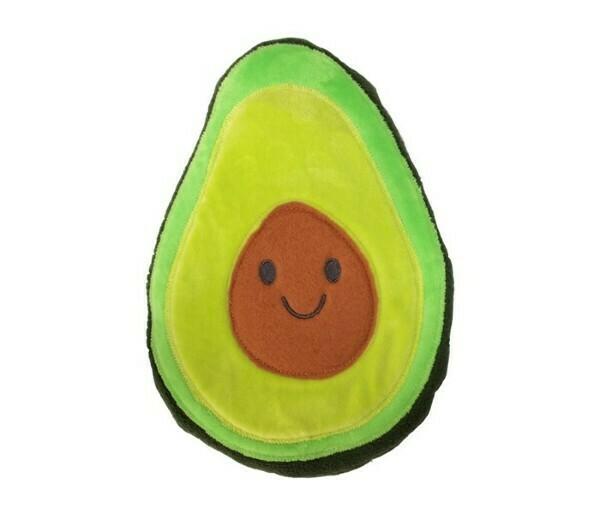 Warmtekussen Avocado