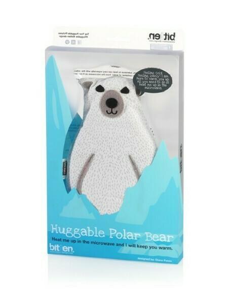 Warmtekussen Polar bear