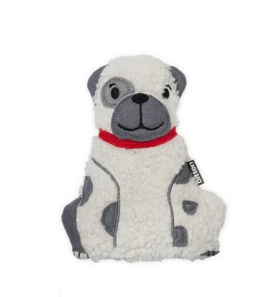 Warmtekussen Boxer hond