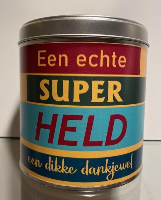 Een echte super HELD