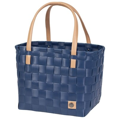 Shopper Color Block ocean blue