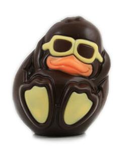 Relax duck  fondant