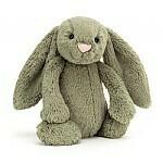 Bashful groen konijn 31cm