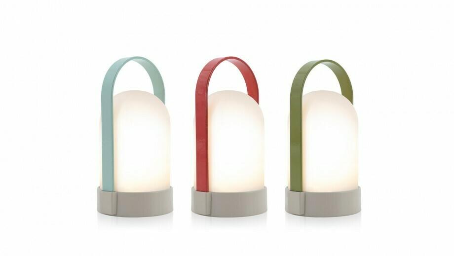 Lamp Uri set van 3