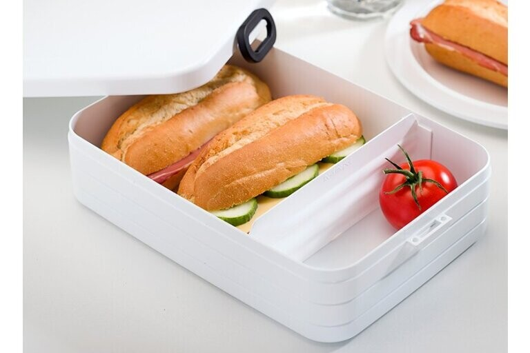 Lunchbox L Rood
