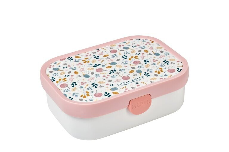 Lunchbox Spring flowers