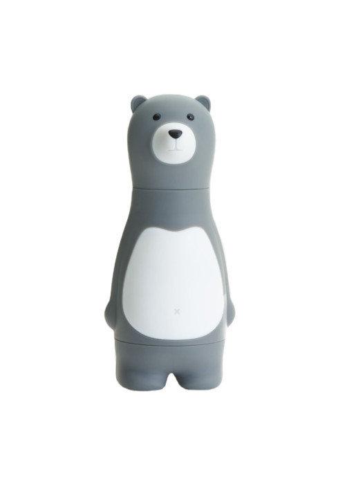 Papa beer schroevendraaier grijs