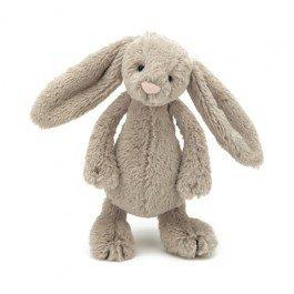 Bashful beige konijn 30cm