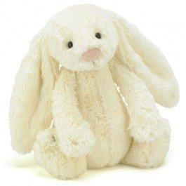 Bashful ecru konijn 30cm