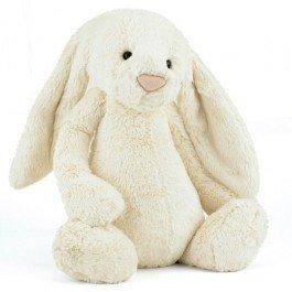 Bashful ecru konijn 40cm