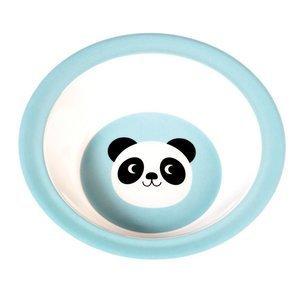 Panda diep bordje