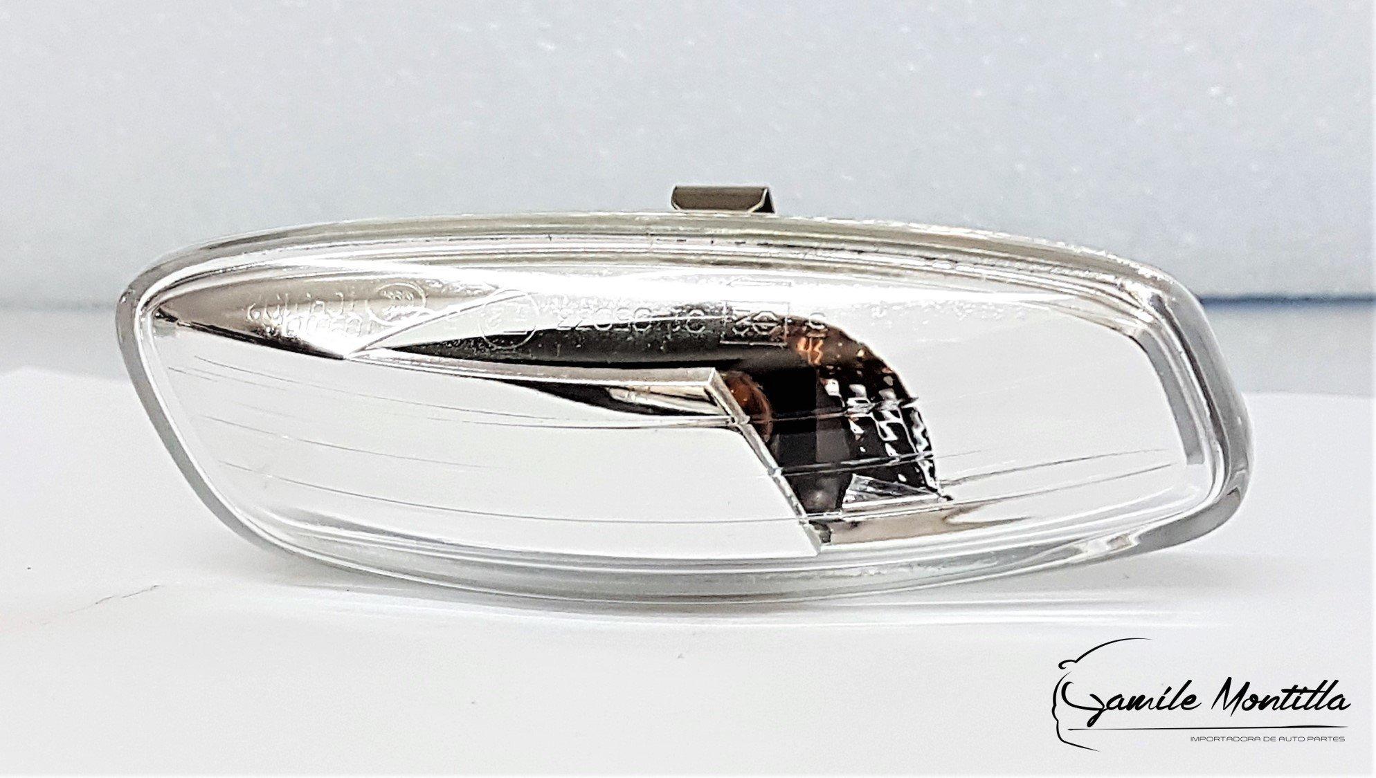 1 cristal espejo exterior TyC 309-0092-1 adecuado para Citroën c Fiat Peugeot