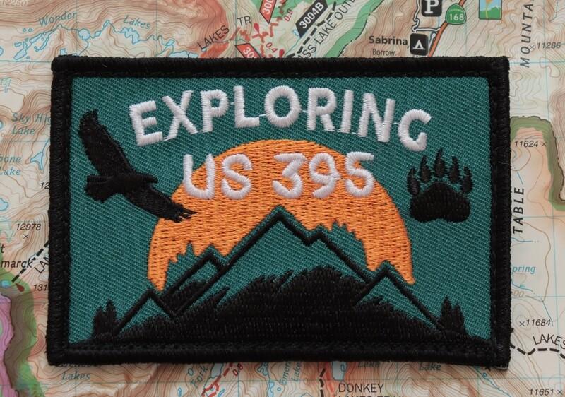 Exploring US 395