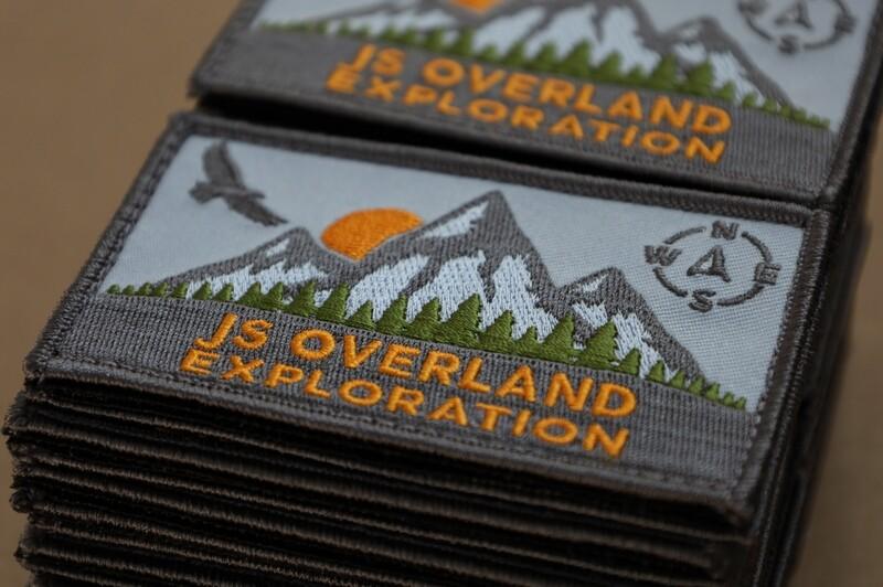 JS Overland Exploration Patch