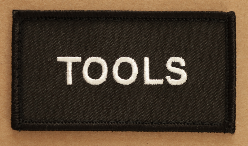ID Panel Patch - TOOLS