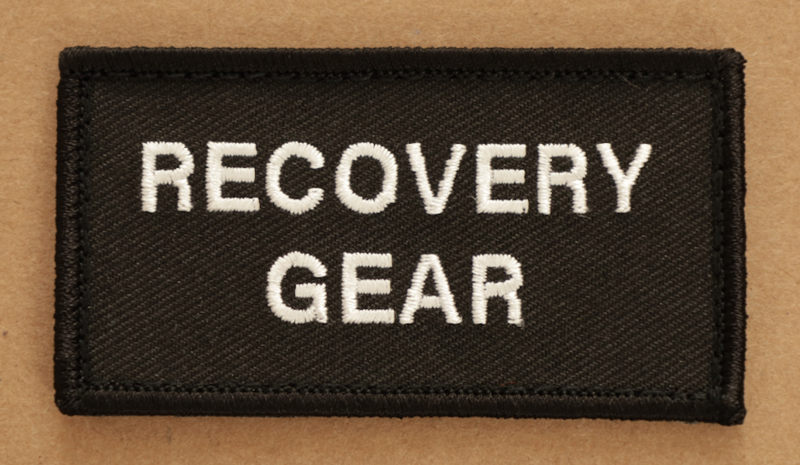 ID Panel Patch - RECOVERY GEAR