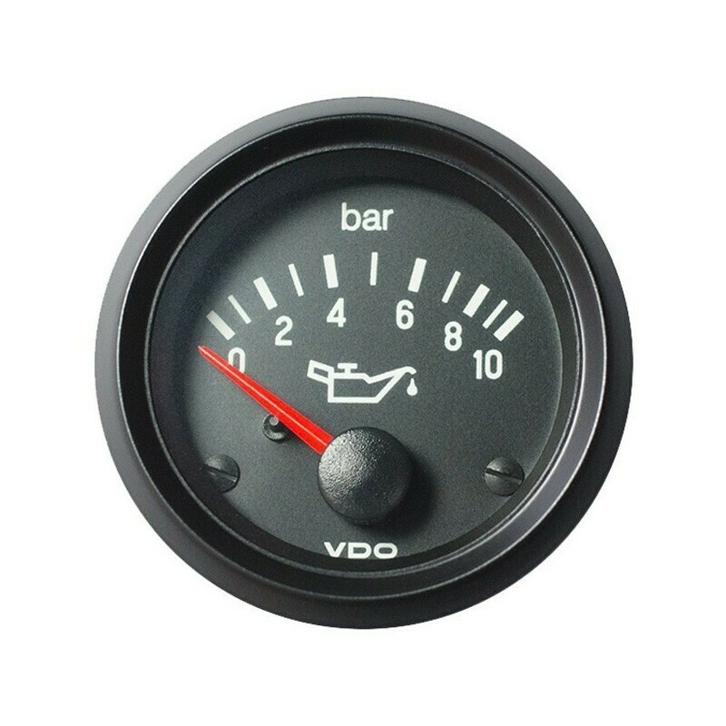 VDO oliedrukmeter
