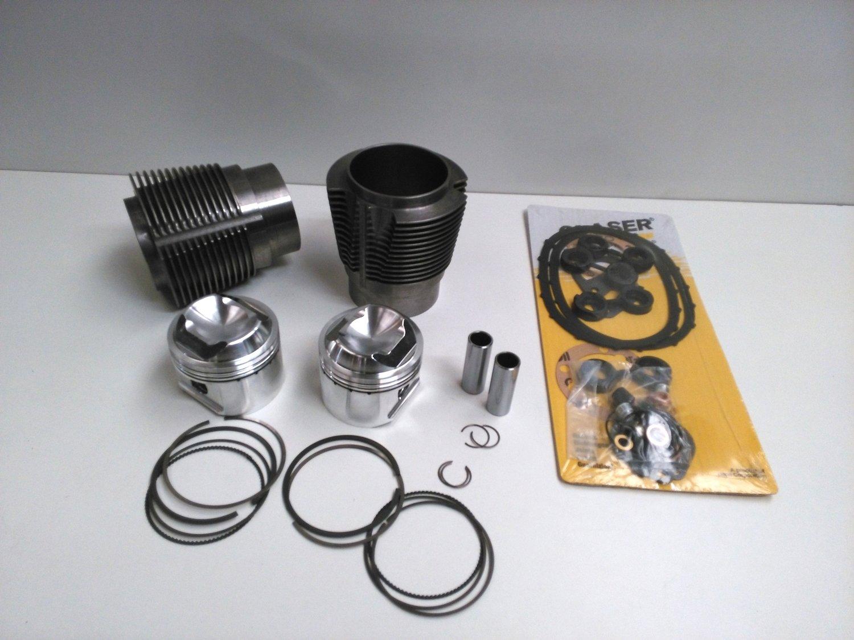 Medium kit VGS Gietstaal 652cc