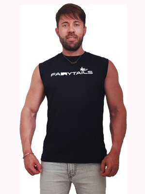 Muscle Top Fairytails Unisex