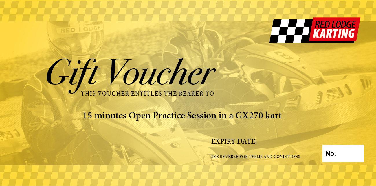GX270 kart