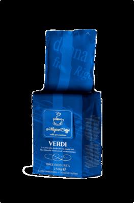 VERDI CAFFE' MACINATO 250 GR