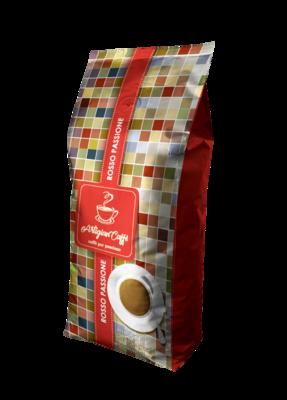 ROSSO PASSIONE CAFFE' IN GRANI 1 KG