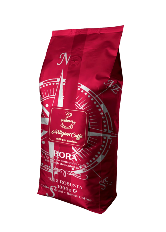 BORA CAFFE' IN GRANI  1 KG