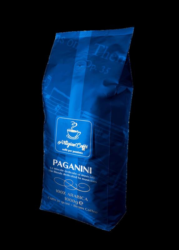 PAGANINI CAFFE' IN GRANI 1 KG