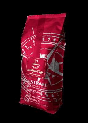 MAESTRALE CAFFE' IN GRANI 1 KG