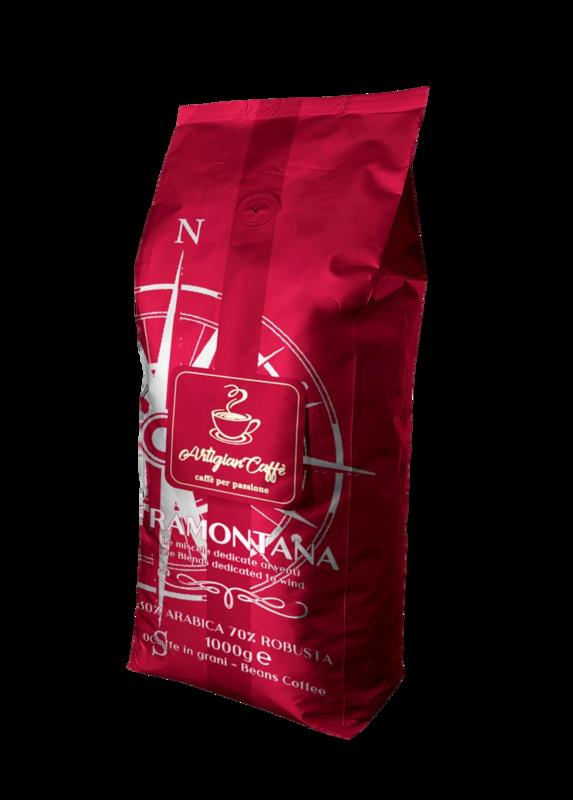 TRAMONTANA CAFFE' IN GRANI 1 KG