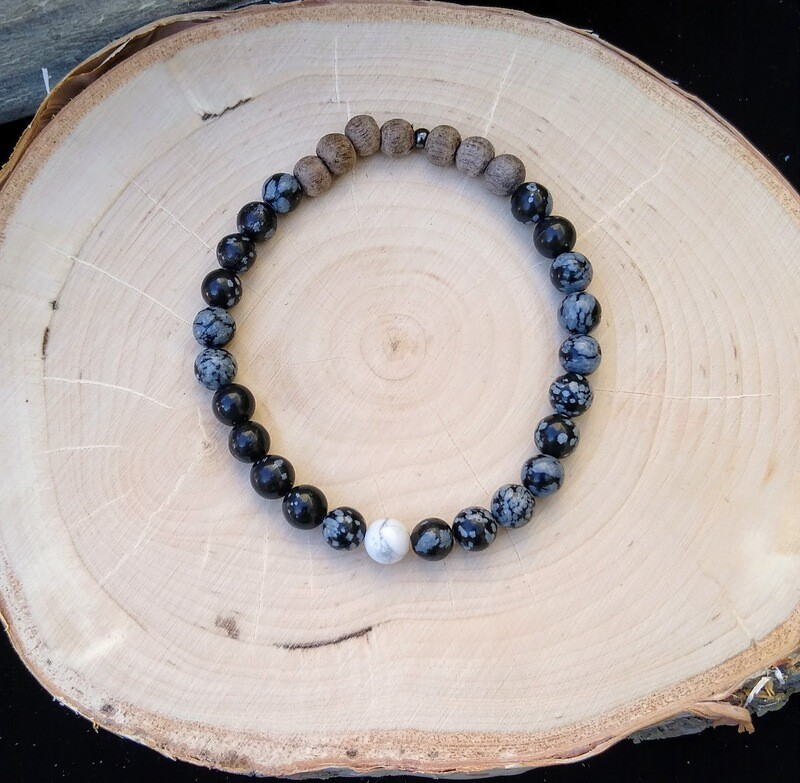 YIN Essential Oil Infusion Bracelet