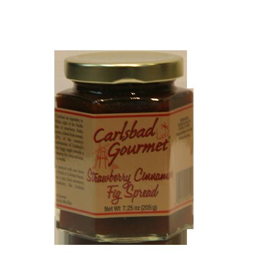 Strawberry Cinnamon Fig Spread