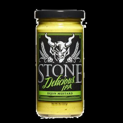 Stone Delicious IPA Dijon Mustard