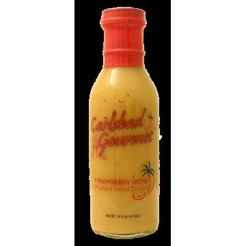 Carlsbad Gourmet Strawberry Honey Mustard Salad Dressing
